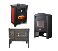 various-wood-stoves